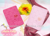 New Lovely Knot Hello Kitty PU Leather Stand Cover Folio Case For Apple iPad mini