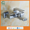 Newly design die cast faucet wholesale China bath mixer