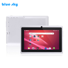 7 inch tablet PC A33 quad core wifi MID