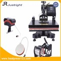 Automatic Printing Cotton Large Format Heat Press Machine 8 in 1 heat press machine