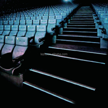 China Supplier LED Stair Nosing/Aluminium Profile For Step Lights/LED Step Lights Cinema