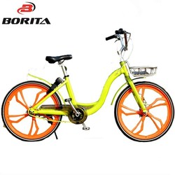 Factory Public Bike System Renting Bicycle OEM Sharing Bike