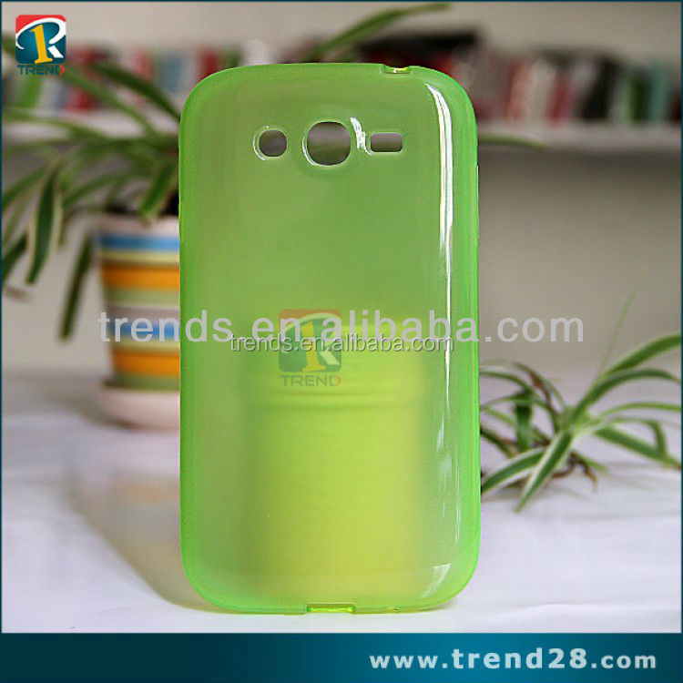 pudding gel tpu skin case for samsung galaxy grand duos i9080