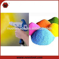 China Manufacturer High Performance Outdoor Weather-proof Coating Powder,Power Coating Paint For Metals Application