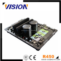 AC Single/Three Phase Brushless Generator AVR R450 for