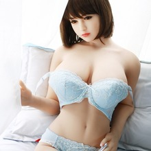 165cm Good Quality Online Shopping USA Chubby Chinese TPE Full Size Solid Sex Doll With Skeleton Metal For Male Masturbation