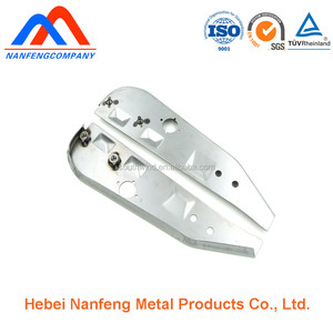 Nanfeng Custom Power Coated Stamped Metal Parts Fabrication