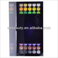 PRofessional High Quality Waterproof 120 Color Eyeshadow