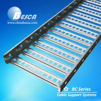 BC3 BC4 type galvabond Ezytray cable tray