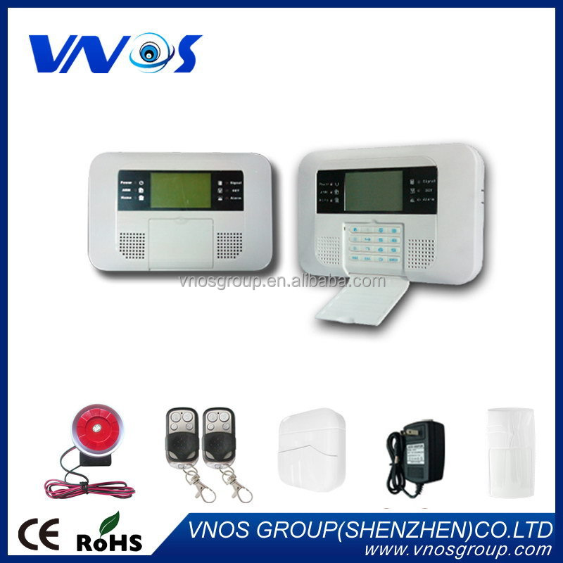 Top quality new products self monitoring wireless alarm system