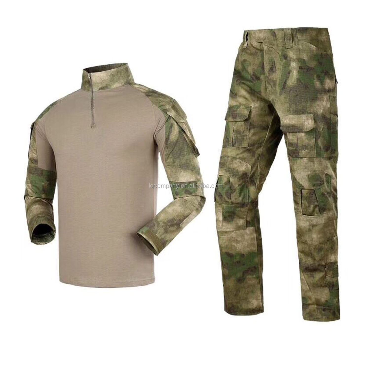 Army Uniform Desert Camouflage with Good Quality Inventory