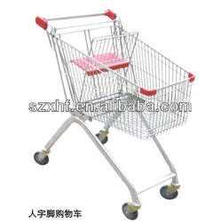 Hot sale supermarket Shopping Carts