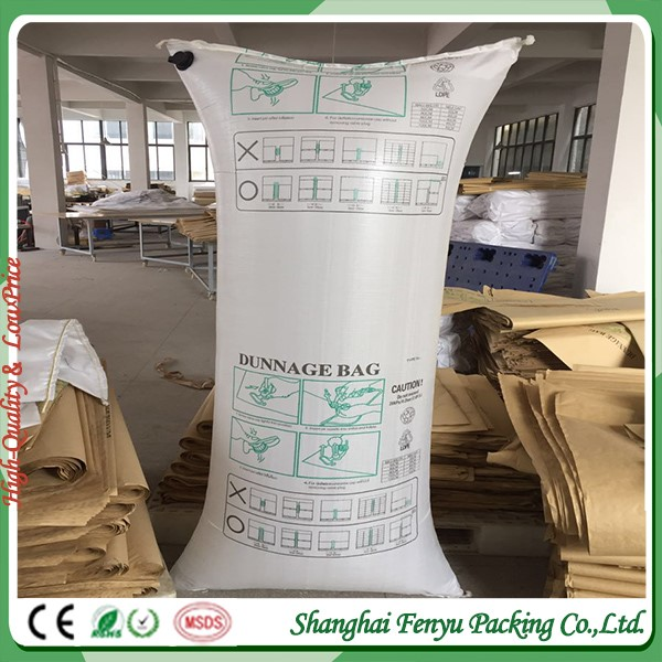 high quality low price aar verified container dunnage air bag