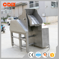 Industrial Used Best Construction Cold Cut Frozen Meat Slicer