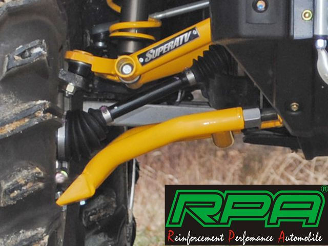 chromoly tubular adjustable Upper Control Arms A arms camber kit