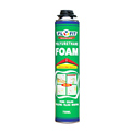 Fire Retardant B2 Grade PU Foam Spray 750ml for Building Insulation