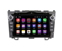 8 inch 2din Android 10.0 car dvd player for Honda CRV CR-V 2006-2011 GPS Navigation Quad Core Car Radio Multimedia Wifi BT 4.0