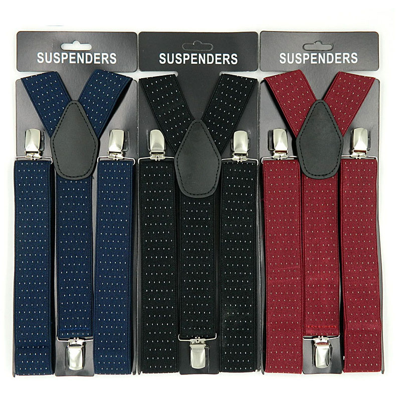 Amazon <strong>3</strong> clips jacquard men suspender <strong>Y</strong>-type high-quality suspender <strong>belt</strong>