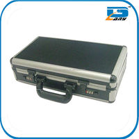 aluminium gun case with combination lock