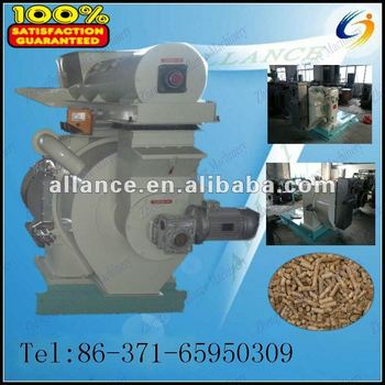 High Pellet Formation Rate Wood Pellet Mill