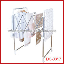 new style stainless steel clothes iron stand