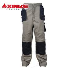 Xinke astm 1959 fireproof wholesale safety used work cargo 6 six pocket pants