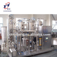 carbonated gas mixing machine soft drink mixer