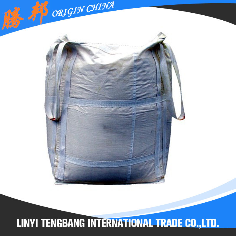 china supplier supply 1000 kg inner liner bulk jumbo fibc bag for coal