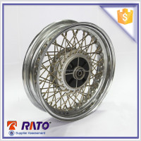 China attractive and reasonable price rear motorcycle wheel