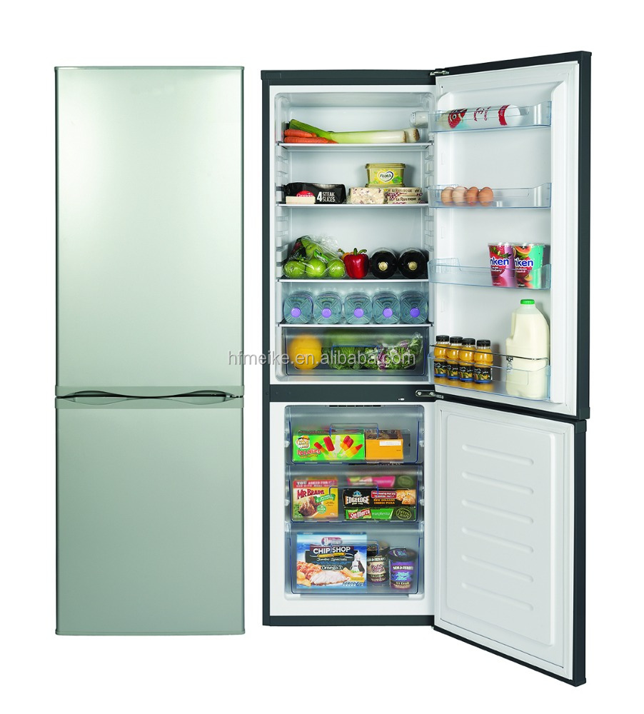 Magic COMBI Frost Free Fridge Freezer MDRF345W Two Doors Bottom Freezer Refrigerator