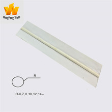 Soldering supplies round ceramic weld backing strip