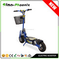 2016 hot sales smart 500w electric scooter motor with basket ( PES01-36V 500W )