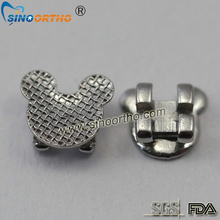 Sino Ortho metal dental braces China supplier Medical material supplier odontologia Bracket