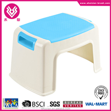 Free sample! 2015 best selling products high quality plastic student stool