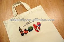 Handmade hot style cotton bags with logo