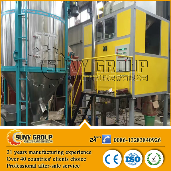 Gold Manufacturer mixed pp,pet,pvc plastic electrostatic separator