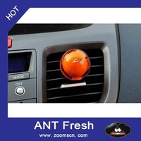 2 incense ball car Air Freshener Auto Perfume Diffuser Fragrance 2pcs/Pack There are five flavor