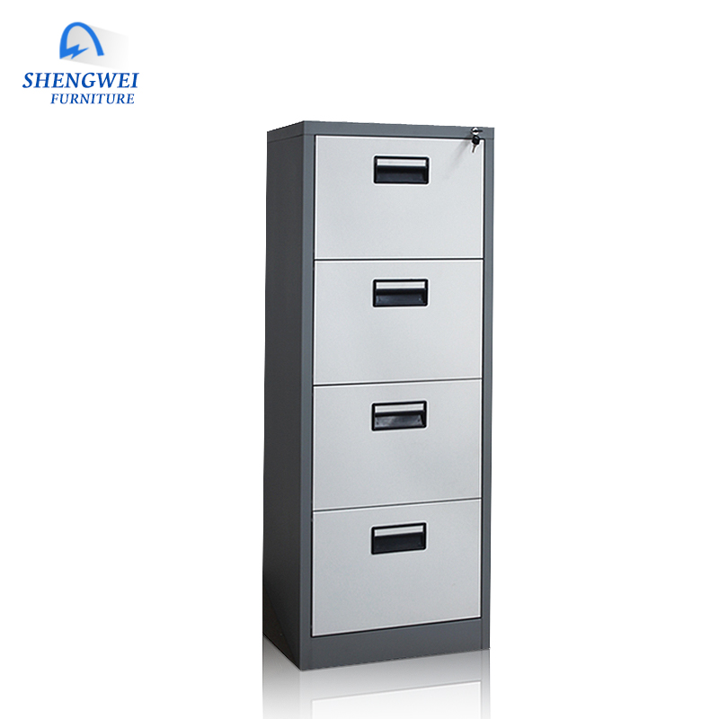 Durable hotselling colourful 4 drawer storage steel filing pedestal <strong>cabinet</strong>