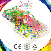 HSZ-K200 Recreational Facilities Theme Design Kids Play Structures Kids Educational Equipment