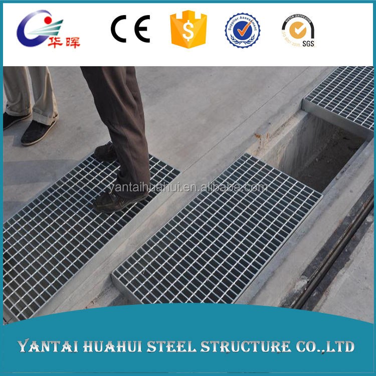 stainless steel floor grating