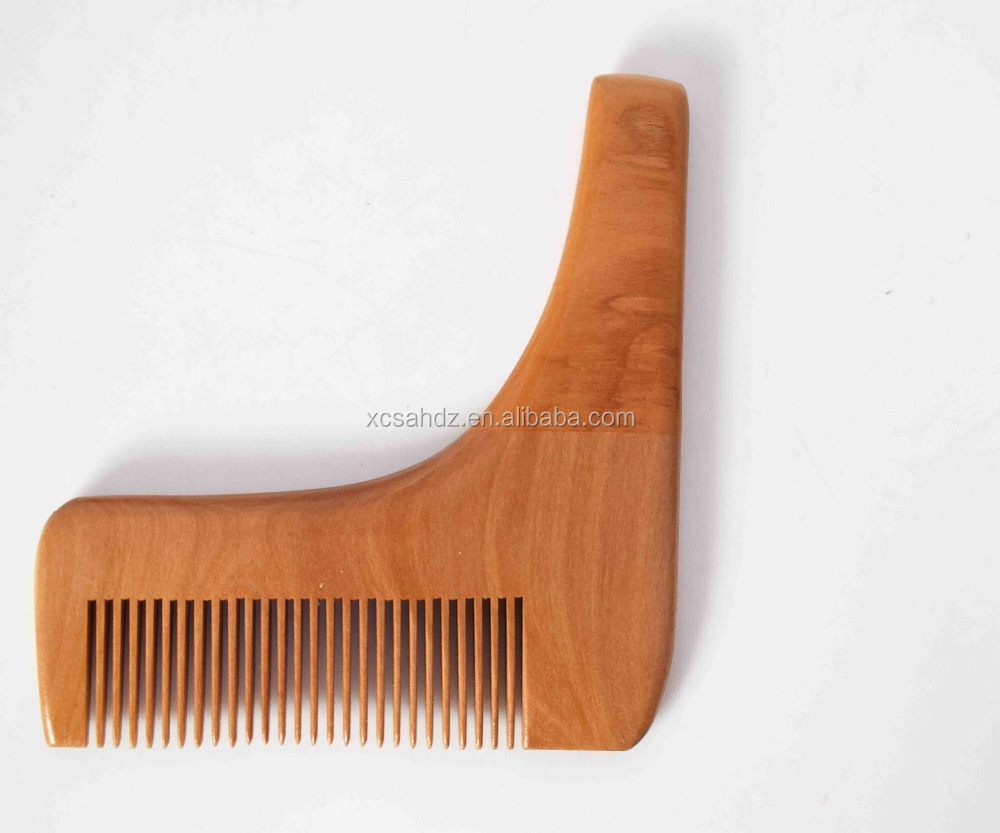 <strong>Manufacturers</strong> Wholesale Private Label Wooden Cheap Wooden Beard Comb