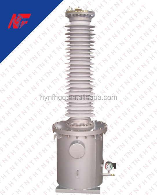 145KV SF6 Gas-insulated Inductive Voltage Transformer