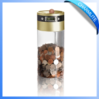 Large Plastic Coin Banks, Coin Bank For Sale, Digital Coin Bank (CB001)