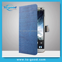 Brand New Genuine 100% Cowhide Leather Cover Back Case For TCL Y910 Case