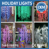 2015 White Outdoor Led Artificial Tree/led Weeping Willow Tree Lighting H2.5*dia2.0m