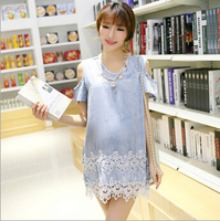 D70846T Summer Korean New style maternity dress 2014