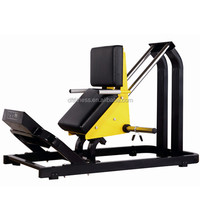 Plate Loaded Gym Equipment/Hack squat gym exercise machine/DFT-710 Hack Squat machine