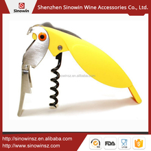 Bear Red Wine Opener Portable Parrot Wine Opener Customize Hippocampus Knife Stainless Steel Corkscrew Bottle Opener