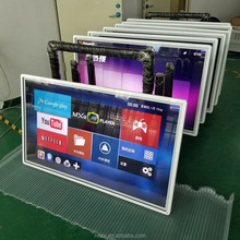 32 43 49 55 inch android wall mounted touch screen kiosk