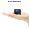 Top Quality Multimedia Video Design Pocket Mini Cube LED Projector